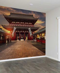 Fotomural Salon Japon Tokio