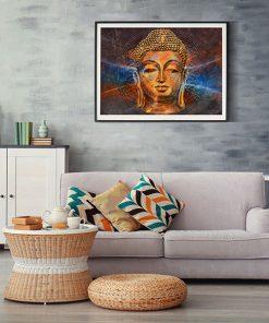 Lienzo Salon Buda