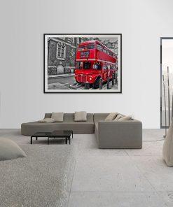 Lienzo Salon Londres