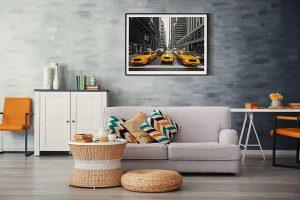 Lienzo Salon Nueva York