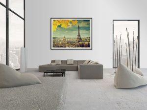 Lienzo Salon Paris