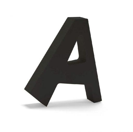 Letras Corpóreas PVC Negro