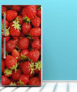 Vinilo Electrodomésticos Fresas
