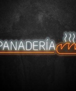 Neon Led Panadería
